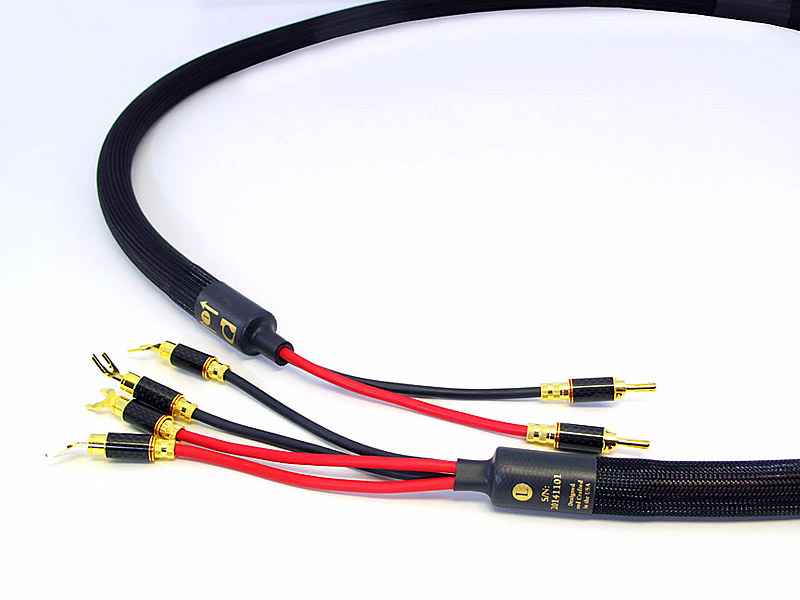 Kable głośnikowe bi-wire Corvus
