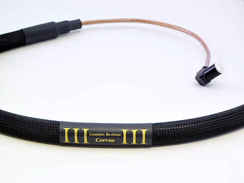 Kabel gramofonowy DIN na RCA Corvus