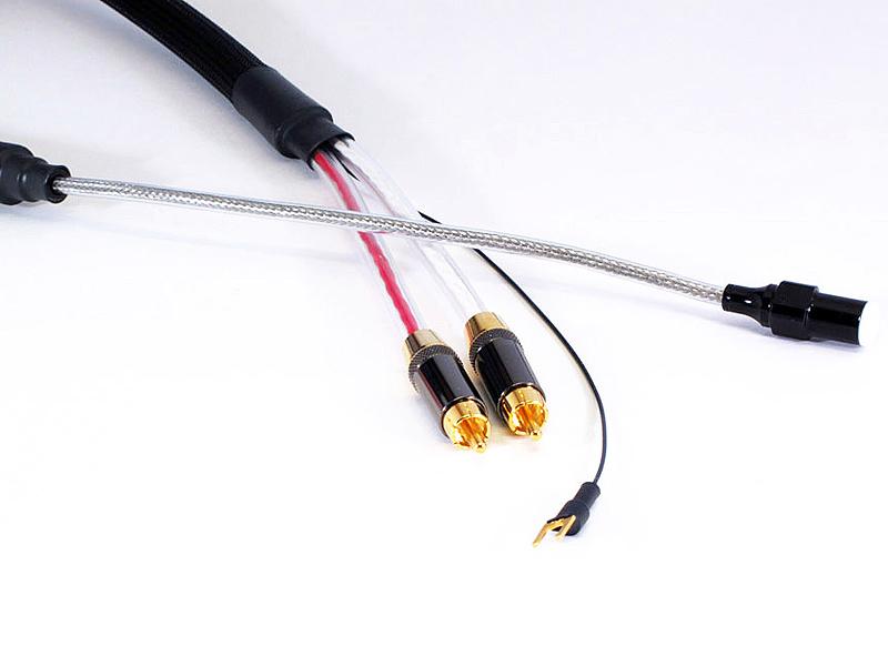 Kabel gramofonowy DIN RCA Genesis