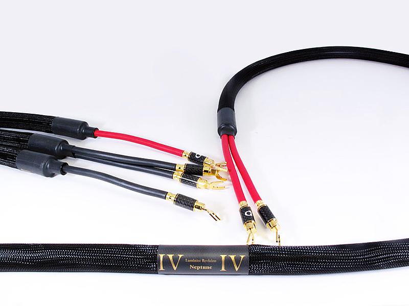 Kable głośnikowe bi-wire Neptune