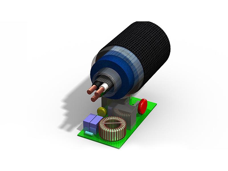 Kabel zasilający Limited Edition-LR Power Cord