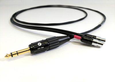 Kable słuchawkowe Impresa Silver Revision