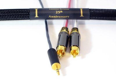 Kabel 25th Anniversary 3.5 mm – RCA